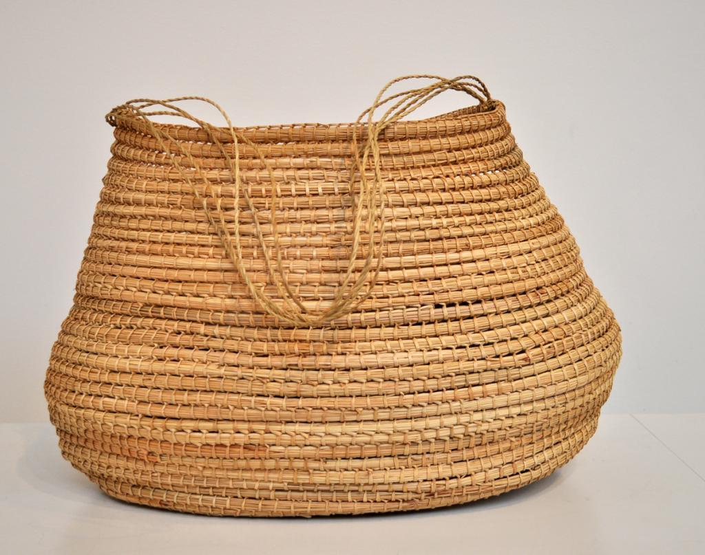 Basket Weaving Aboriginal : Basket aboriginal pacific art